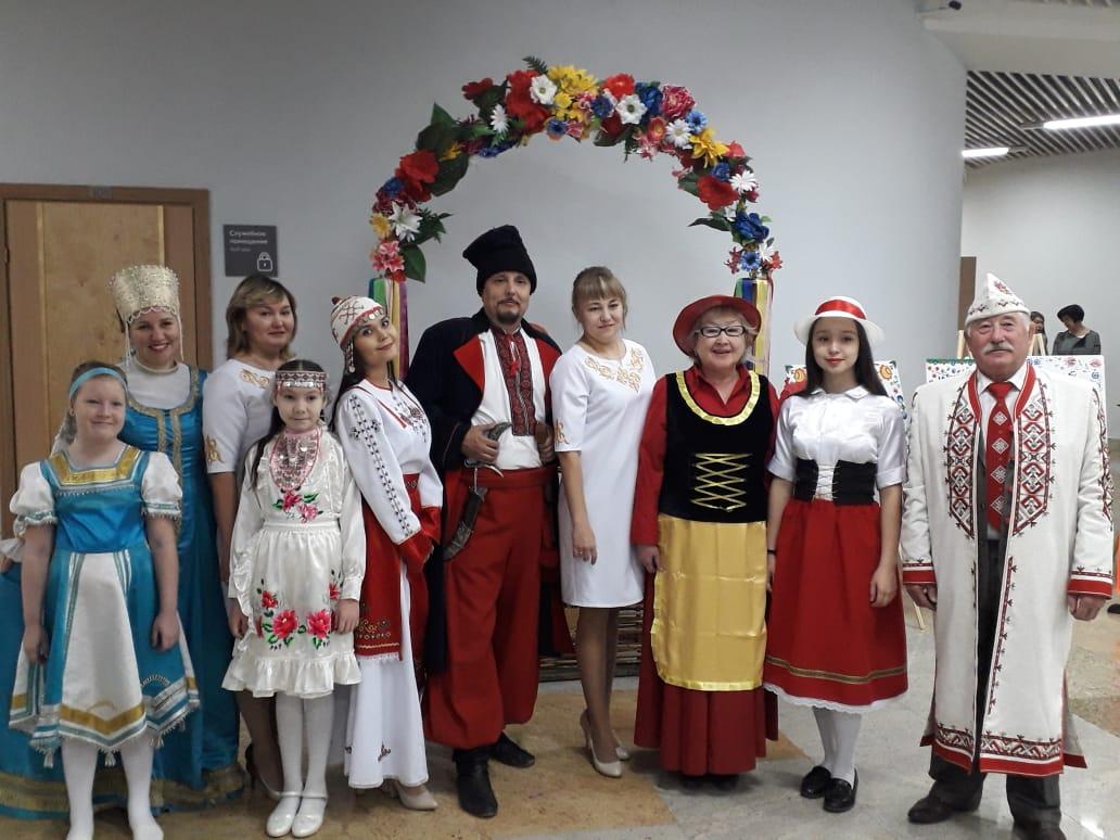 10 октября 2019 г. в Конгресс-холле состоялся гала-концерт городского детского фестиваля национальных культур народов Башкортостана «Соцветие дружбы»